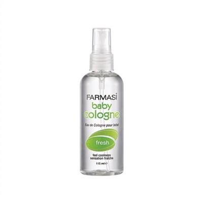FARMASİ BABY FRESH BEBEK KOLONYASI FRESH 115 ML