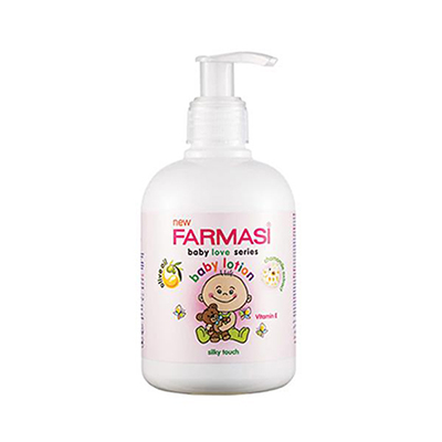 FARMASİ BABY FRESH BEBEK LOSYONU 300 ML