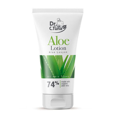 DR.C.TUNA ALOE LOTION 200 ML