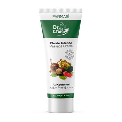 DR.C.TUNA PFERDE INTENSE MASSAGE CREAM