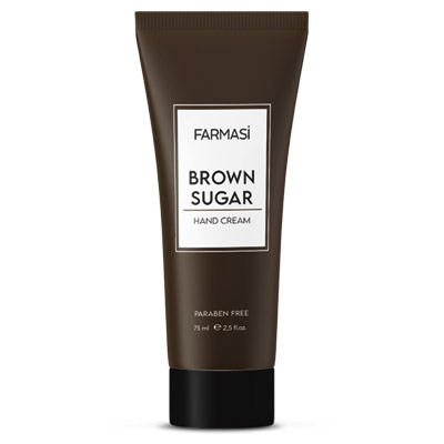 BROWN SUGAR EL KREMİ 75 ML