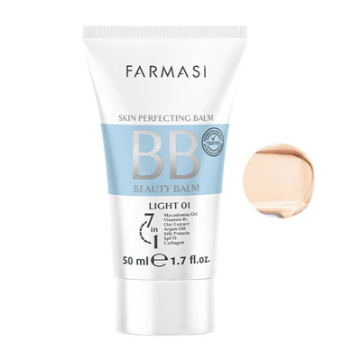 FARMASİ BB KREM AÇIK 50 ML 01