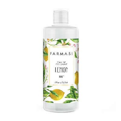 FARMASİ ALOE VERALI LİMON KOLONYASI 225 ML