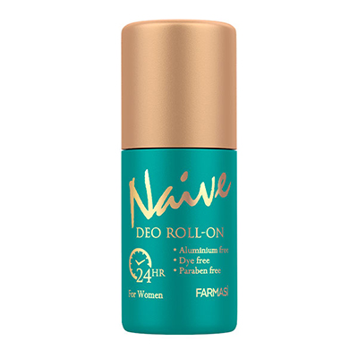 FARMASİ NAIVE KADIN ROLL- ON DEODORANT 50 ML