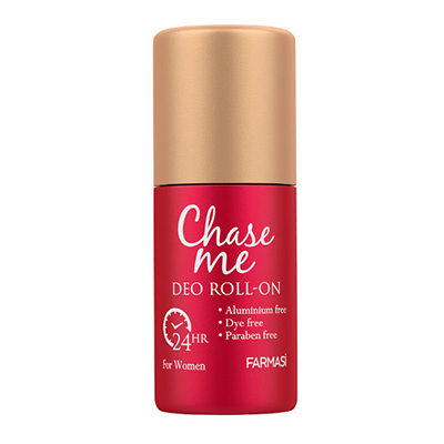 FARMASİ CHASE ME KADIN ROLL ON DEODORANT 50 ML