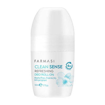 FARMASİ CLEAN SENSE ROLL ON 50 ML