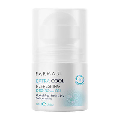 FARMASİ EXTRA COOL ROLL ON 50 ML