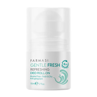 FARMASİ GENTLE FRESH ROLL ON 50 ML