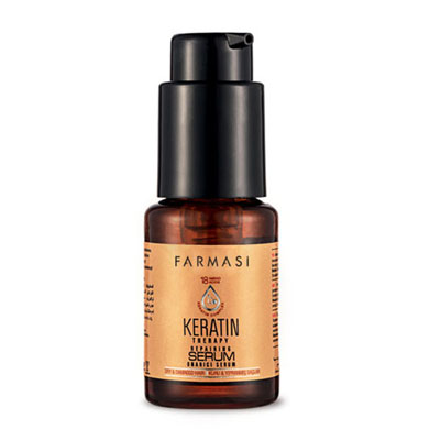 FARMASİ KERATİN THERAPY ONARICI SERUM 30 ML