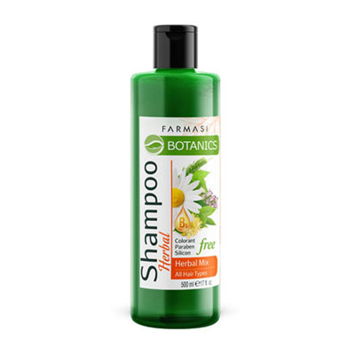FARMASİ BOTANICS HERBAL MIX ŞAMPUAN 500 ML