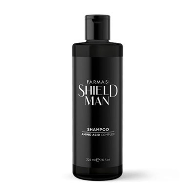 FARMASİ SHIELD MAN ŞAMPUAN 225 ML