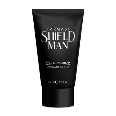 FARMASİ SHIELD MAN YÜZ VE GÖZ KREMİ 50 ML
