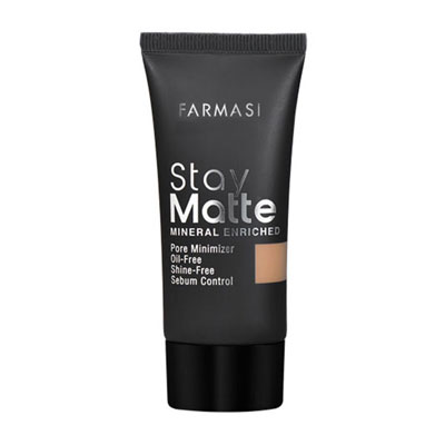 FARMASİ MAKE UP STAY MATTE FONDÖTEN 30 ML SUN TAN-05