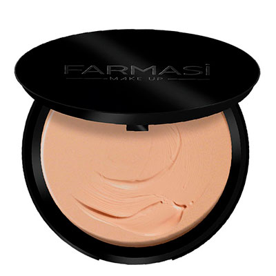 FARMASİ MAKE UP FLAWLESS TOUCH PATA KREM FONDÖTEN 10G NATURAL BEIGE-03