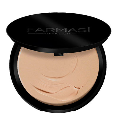 FARMASİ MAKE UP FLAWLESS TOUCH PATA KREM FONDÖTEN 10G DARK BEIGE-04