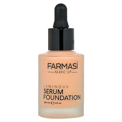 FARMASI MAKE UP SERUM FONDÖTEN  NO:01