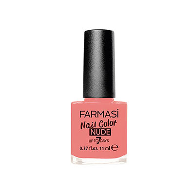FARMASI NUDE NAIL COLORS 07 PRETTY COOL