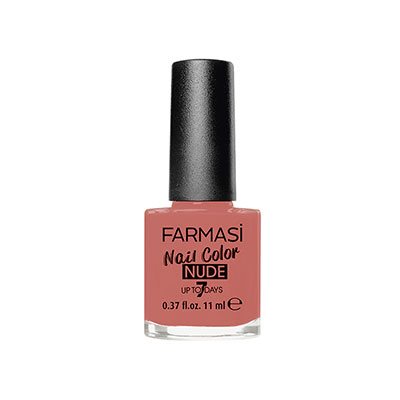 FARMASI NUDE NAIL COLORS 12 PEACH SORBE