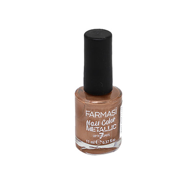 FARMASI NAIL COLOR METALLIC 11 ML-MTL 13 FANCY CAKE