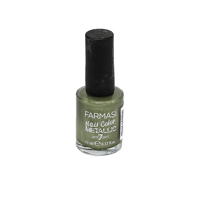 FARMASI NAIL COLOR METALLIC 11 ML-MTL 14 LEGEND