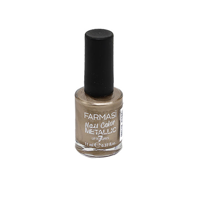 FARMASI NAIL COLOR METALLIC 11 ML-MTL 15 REBEL