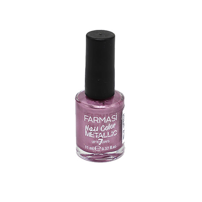 FARMASI NAIL COLOR METALLIC 11 ML-MTL 16 HIBISCUS