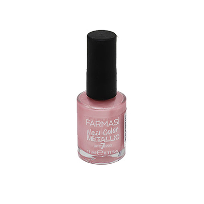 FARMASI NAIL COLOR METALLIC 11 ML-MTL 18 BARBIE DOLL