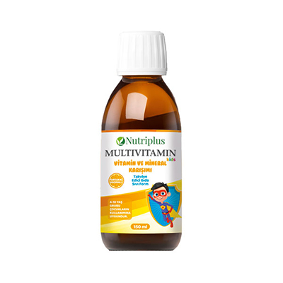 NUTRIPLUS MULTIVITAMIN 150 ML