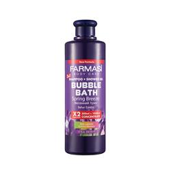 FARMASİ BUBBLE BATH BAHAR ESİNTİSİ 500 ML