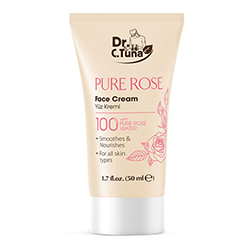 DR.C.TUNA PURE ROSE YÜZ KREMİ 50ML