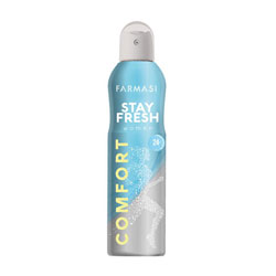 FARMASI STAY FRESH COMFORT DEODORANT FOR WOMEN 150 ML