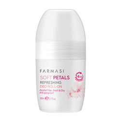 FARMASİ SOFT PETALS-ROLL-ON 50 ML