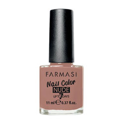 FARMASI NUDE NAIL COLORS 09 CHOCOLATE SOUFFLE